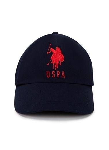 U.S. Polo Assn. A081Ak064.P01.Pedro-Iy21.Vr033 Sapka Lacivert